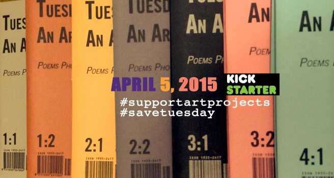 Tuesday Cover Photo March 2015